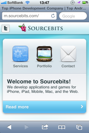 URL:http://m.sourcebits.com