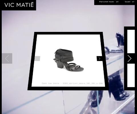 PC Webデザイン VIC MATI&Eacute