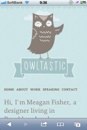 URL:http://owltastic.com