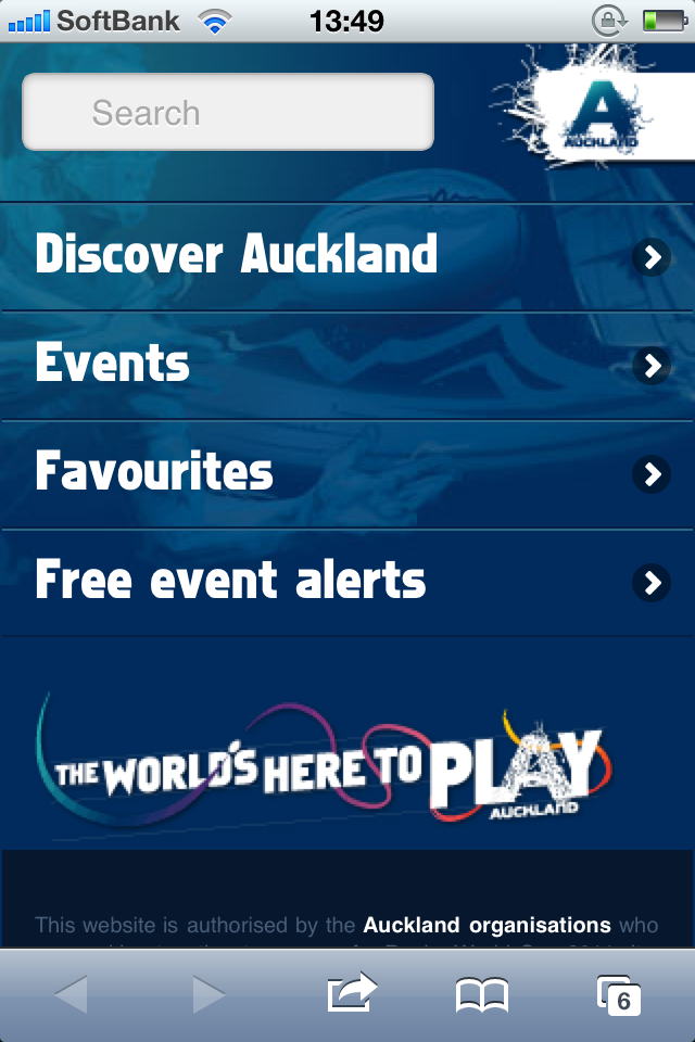 Auckland 2011