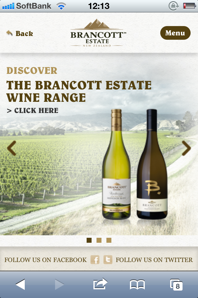 Brancott Estate Wines