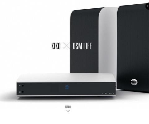PC Webデザイン KIKO music life