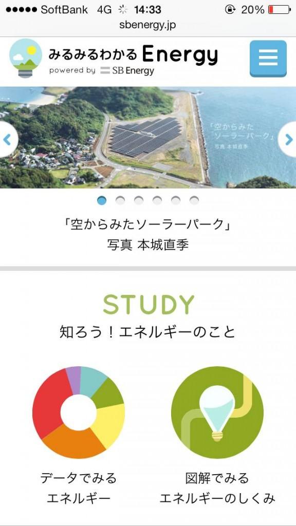 みるみるわかるEnergy|自然エネルギー情報|SBエナジーのサイト