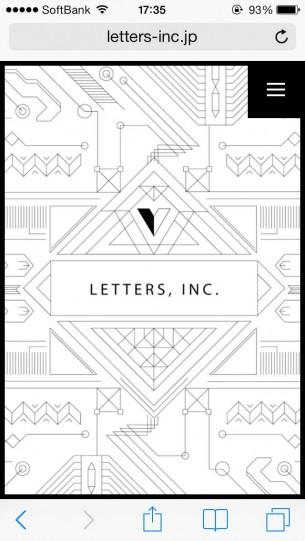 URL:http://letters-inc.jp/sp/