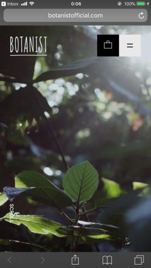 URL:http://botanistofficial.com/