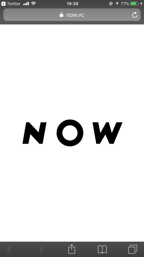NOWのサイト