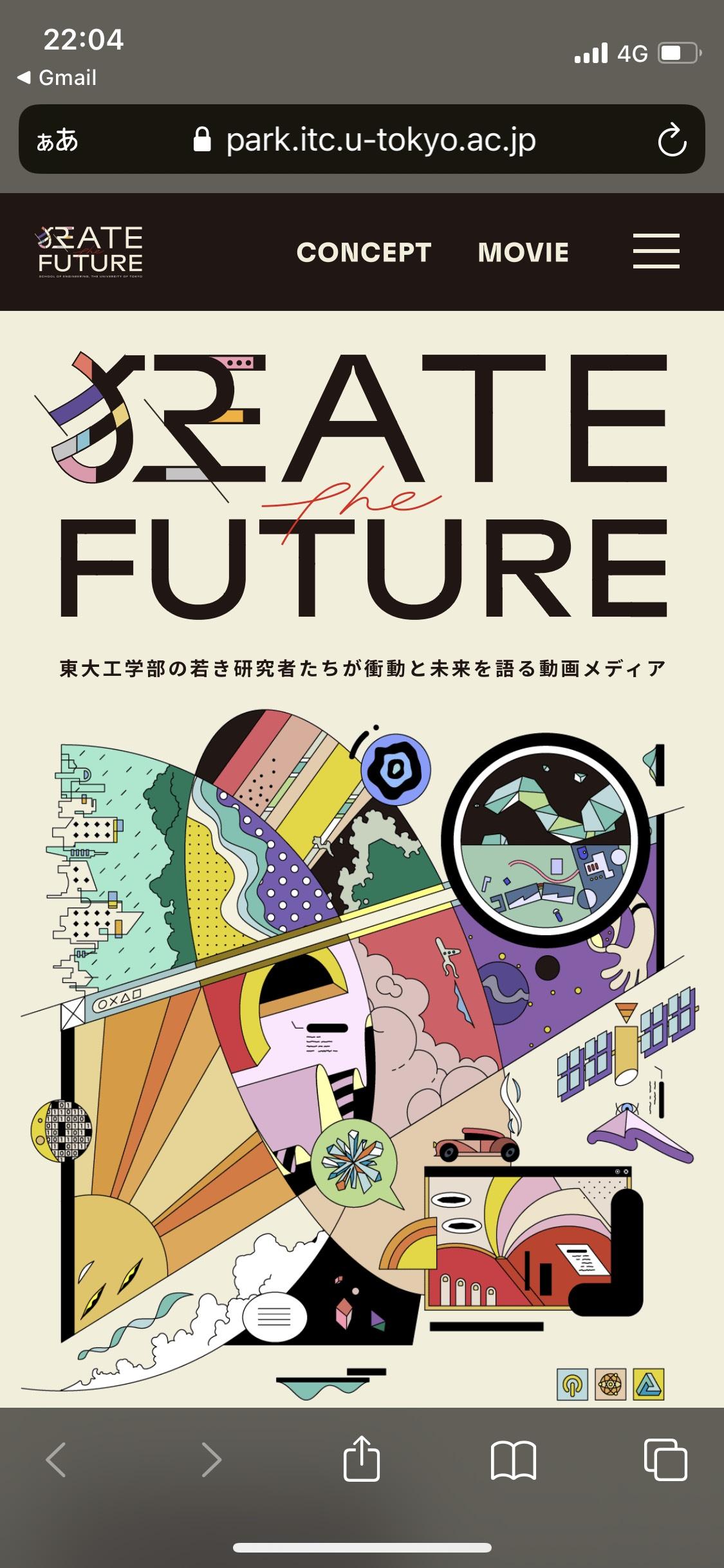 狂ATE the FUTURE