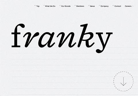 PCデザイン franky, Inc.